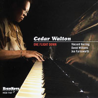 Walton, Cedar  - One Flight Down