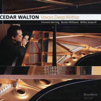 Walton, Cedar  - Voices Deep Within