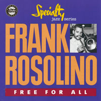Rosolino, Frank - Free For All (1991 Remastered)