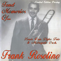 Rosolino, Frank - Fond Memories Of... (1996 Remastered)