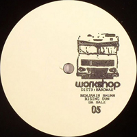 Brunn, Benjamin - Workshop 05 (EP)