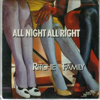 The Ritchie Family - All Night All Right