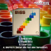 Bliss (ISR) - Build Up (EP)