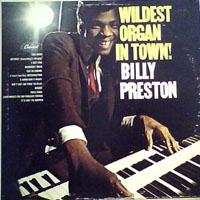 Preston, Billy - Wildest Organ In Town