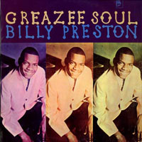 Preston, Billy - Greazee Soul