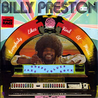Preston, Billy - Everybody Likes Some Kind Of Music