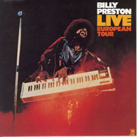 Preston, Billy - Live - European Tour 1973