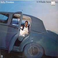 Preston, Billy - A Whole New Thing