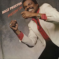Preston, Billy - Pressin' On