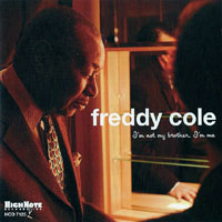 Cole, Freddy - I'm Not My Brother I'm Me