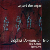 Domancich, Sophia - La Part des Anges