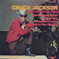 Jackson, Chuck - Dedicated To The King