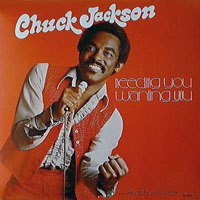 Jackson, Chuck - Needing You, Wanting You
