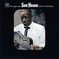 The Perfect Blues Collection 25 Original Albums (Box Set 25 CD's) - The Perfect Blues Collection - 25 Original Albums (CD 11) Son House - Father of Folk Blues (1965)