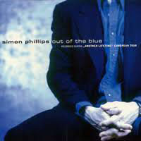 Phillips, Simon - Out Of The Blue