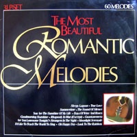 101 Strings Orchestra - The Most Beautiful Romantic Melodies (CD 1)