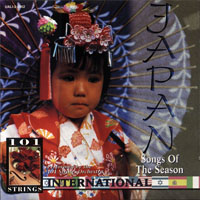 101 Strings Orchestra - Japan. Songs Of The Season