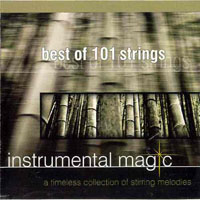 101 Strings Orchestra - Best Of 101 String. Instrumental Magic (CD 1)
