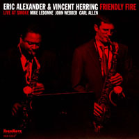 Alexander, Eric - Friendly Fire
