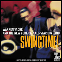 Vache, Warren - Swingtime!