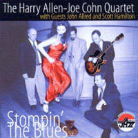 Allen, Harry - Stompin' the Blues