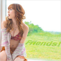 Nami, Tamaki - Friends! (Single, Limited Edition A)