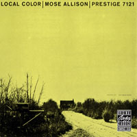 Mose Allison - Local Color