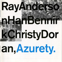 Anderson, Ray - Azurety