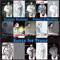 Giuliani, Rosario - Duets For Trane (split)