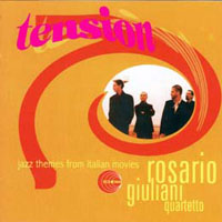 Giuliani, Rosario - Tension - Jazz Themes From Italian Movies