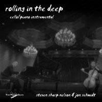 Steven Sharp Nelson - Rolling In the Deep (Vocal/cello) (Single) (split)