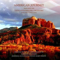 Steven Sharp Nelson - American Journey (split)