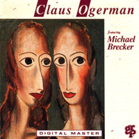 Ogerman, Claus - Claus Ogerman featuring Michael Brecker (split)