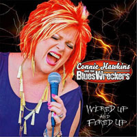 Connie Hawkins And The BluesWreckers - Wired Up And Fired Up