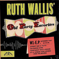 Ruth Wallis - Old Party Favorites