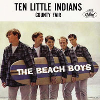 The Beach Boys - U.S. Singles Collection (The Capitol Years 62-65), 2008 - Ten Little Indians