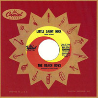 The Beach Boys - U.S. Singles Collection (The Capitol Years 62-65), 2008 - Little Saint Nick