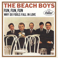 The Beach Boys - U.S. Singles Collection (The Capitol Years 62-65), 2008 - Fun, Fun, Fun