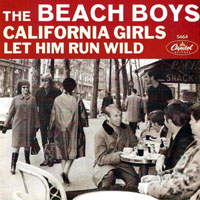 The Beach Boys - U.S. Singles Collection (The Capitol Years 62-65), 2008 - California Girls