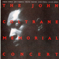 Corea, Chick - John Coltrane Memorial Concert '71 (split)