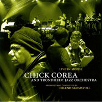 Corea, Chick - Chick Corea and Trondheim Jazz Orchestra - Live in Molde