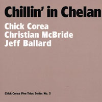 Corea, Chick - Five Trios (CD 3: Chillin' In Chelan)