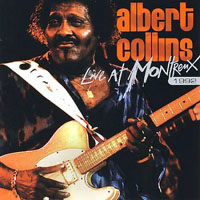 Collins, Albert - Live At Montreux '92