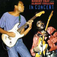 Collins, Albert - In Concert (split)