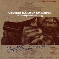 George 'Harmonica' Smith - Teardrops Are Falling
