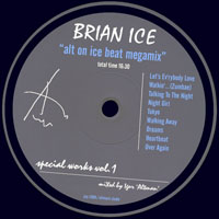 Brian Ice - Alt On Ice Megamix (Mixed by Igor Altman)