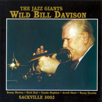 Wild Bill Davison - The Jazz Giants