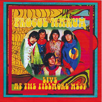 Procol Harum - Live In The Fillmore West