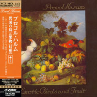 Procol Harum - Exotic Birds And Fruit, 1974 (Mini LP)