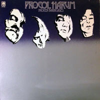 Procol Harum - Broken Barricades (LP)